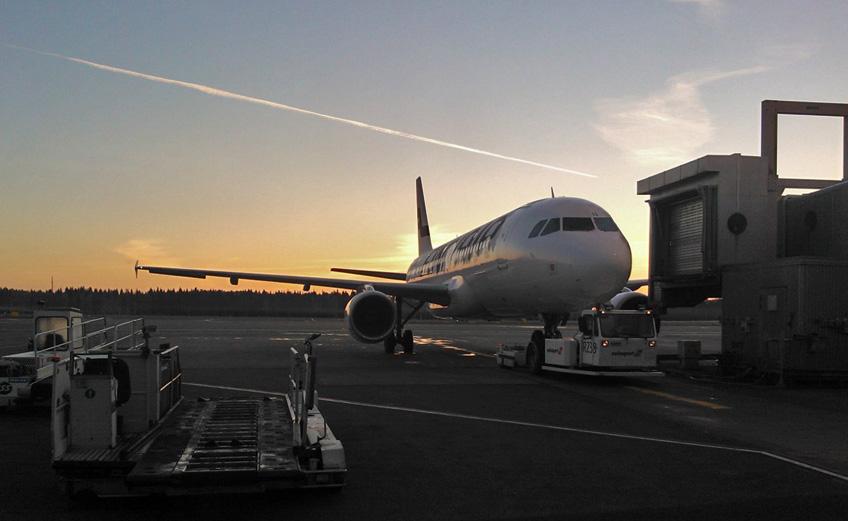 Lennot Tukholma Helsinki